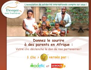 clic sans frontieres 300x231 Soutenir gratuitement des projets en Afrique
